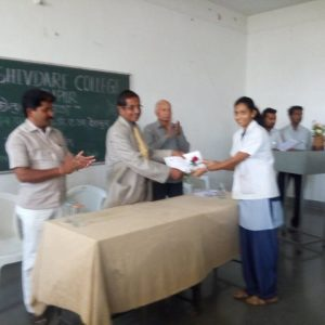 Microbiogy activity at Shivdare college, Solapur