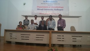 Seminar at Shivaji University Kolhapur