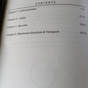 TEXTBOOK OF BIOCHEMISTRY CONTENT3